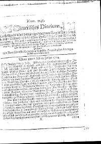 Titelseite der Ausgabe Nr. 1141, 7.–10. Juli 1714
