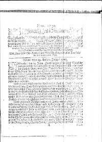 Titelseite der Ausgabe Nr. 1240, 19.-21. Juni 1715
