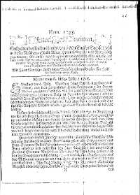 Titelseite der Ausgabe Nr. 1245, 10. Juli 1715