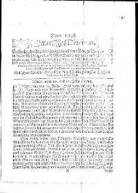 Titelseite der Ausgabe Nr. 1246, 13. Juli 1715